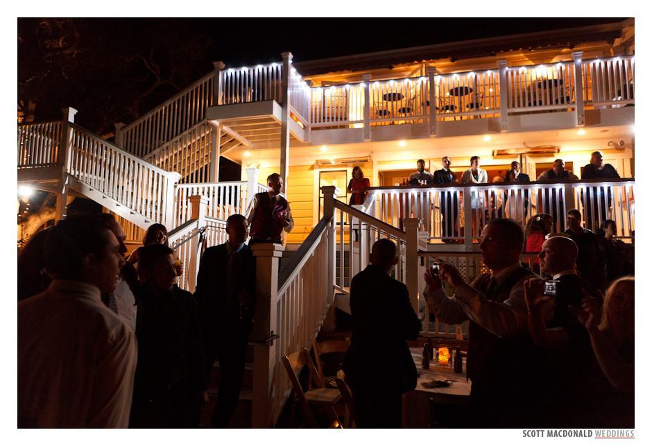 wedding photos Perry House Monterey