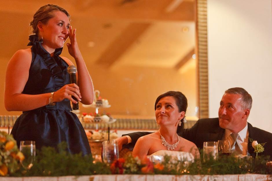 Bernardus Lodge wedding