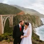 Big Sur Bixby Bridge wedding