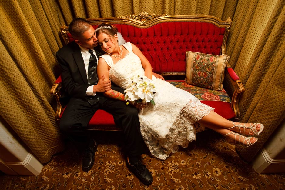 Chateau Coralini wedding