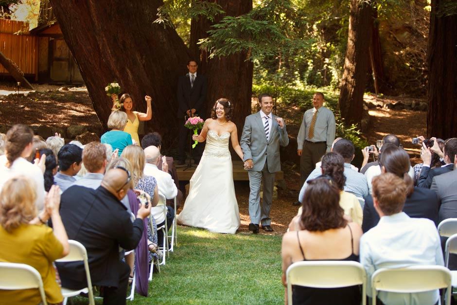 Henry Miller Library Big Sur wedding