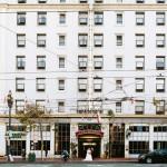 Hotel Whitcomb San Francisco wedding