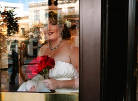 Hotel Whitcomb wedding