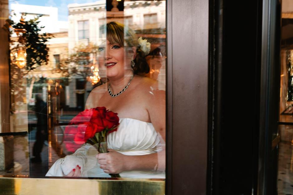 Hotel Whitcomb wedding