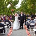 Lake Natoma Inn wedding Folsom