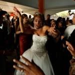 Leal Vineyards Hollister wedding