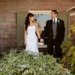 Monterey California's First Theater wedding
