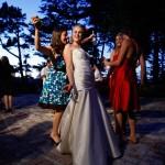 Monterey La Mirada wedding reception