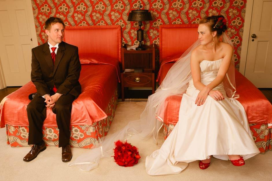 Monterey La Mirada wedding
