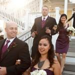 Monterey Perry House wedding