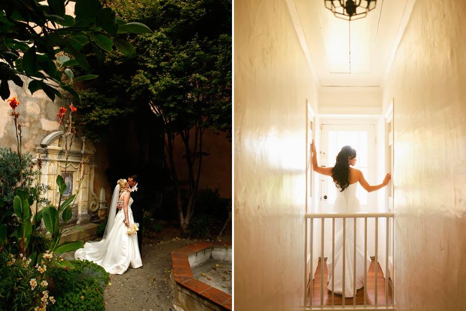 Monterey wedding photos