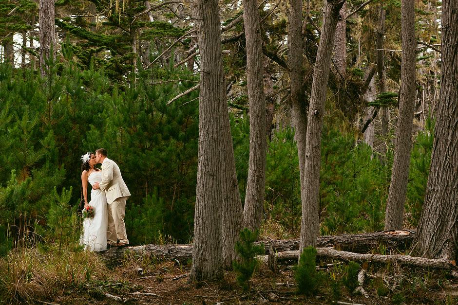 Monterey Peninsula wedding