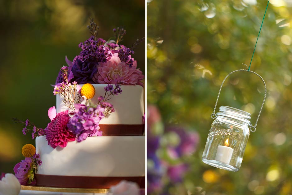 Old Whaling Station wedding decorations