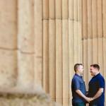 Palace of Fine Arts same-sex engagement