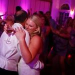 San Juan Oaks wedding reception