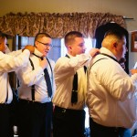 groomsmen wedding preparation