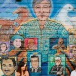 mural engagement photo
