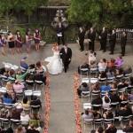 wedding ceremony remote camera