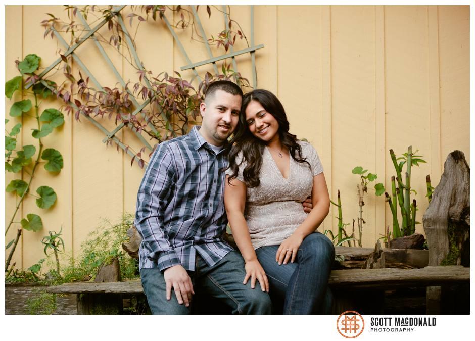 Veronica & Noe's Big Sur engagement session