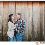 Salinas engagement photo