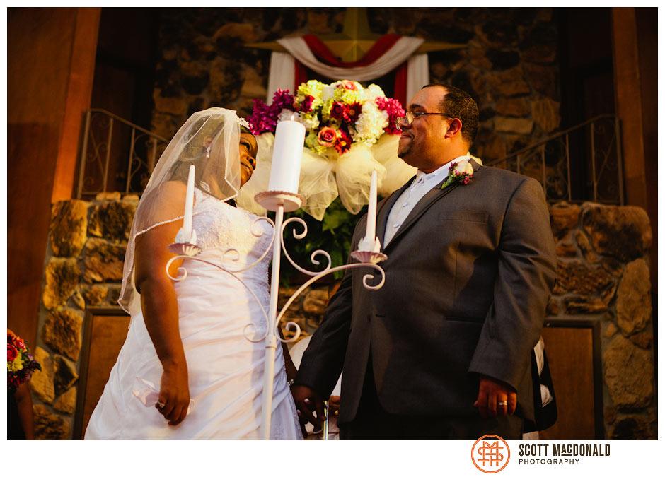 Valencia & Antoine's Seaside wedding