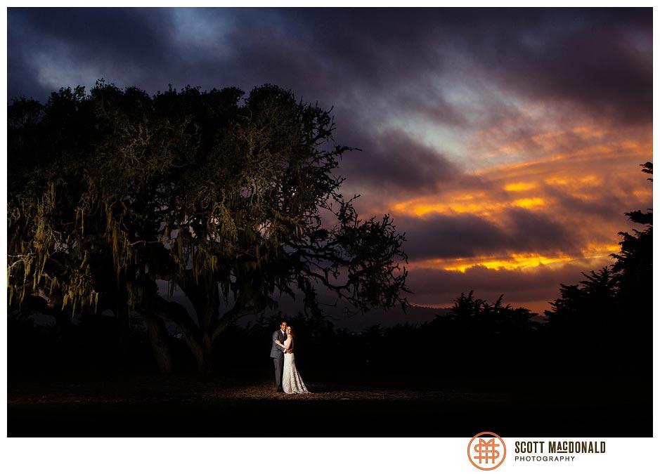 Jessica & Rafael's Seaside CA wedding
