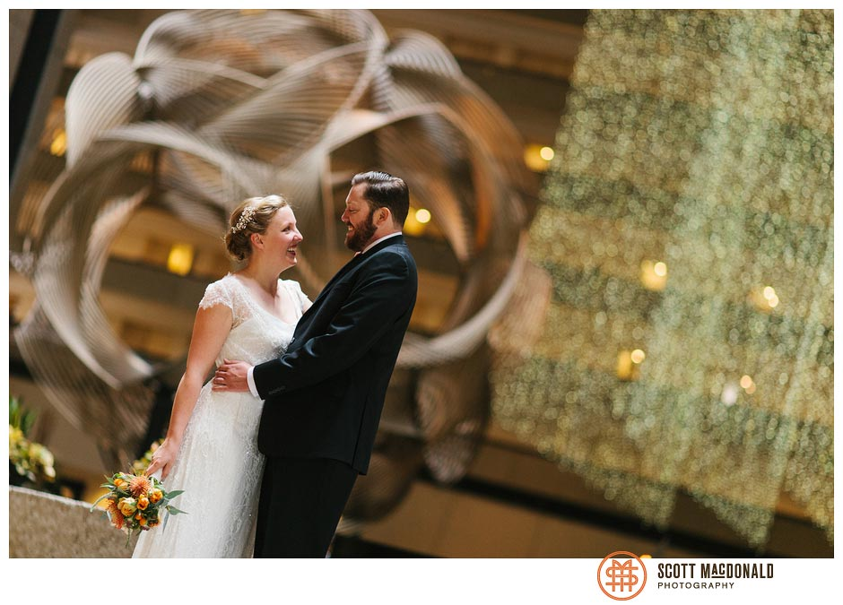 Kathleen & Kyle's Treasure Island Winery SF wedding