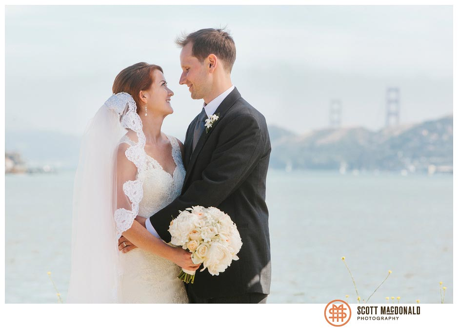 Tara & John's Tiburon wedding