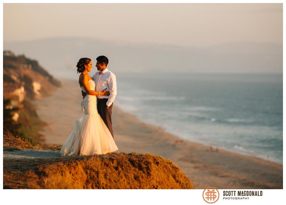 Jasmine & Miguel's La Selva Beach wedding