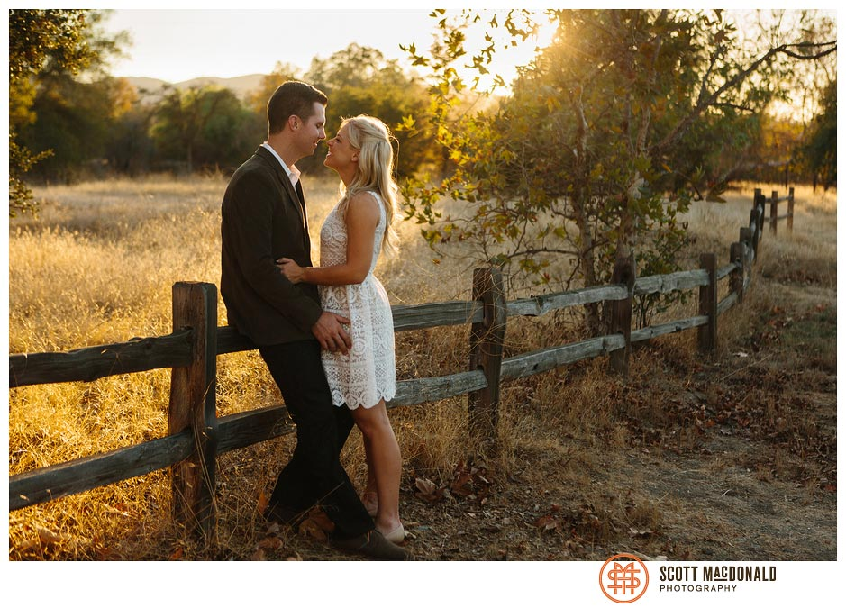 Kaitlin & Bill's Livermore engagement session