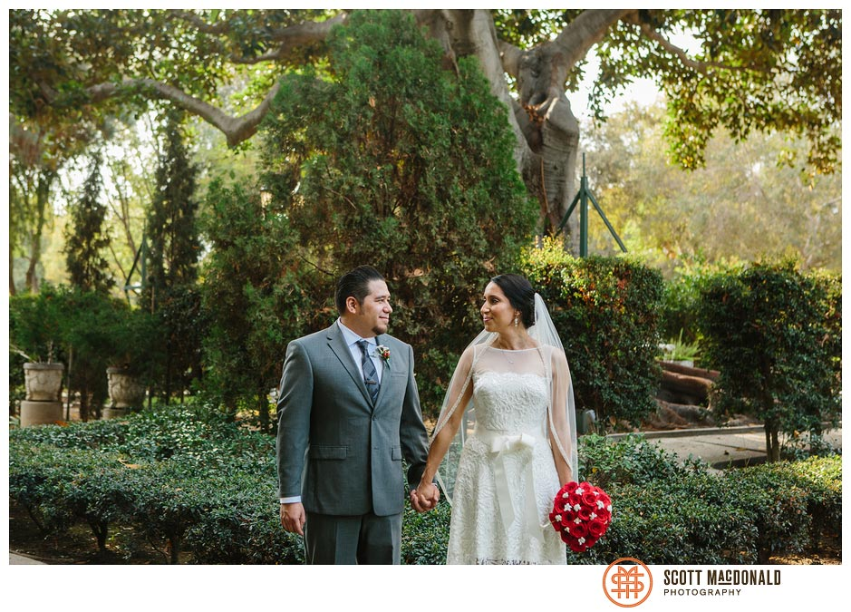 Leticia & Paul's Catholic wedding
