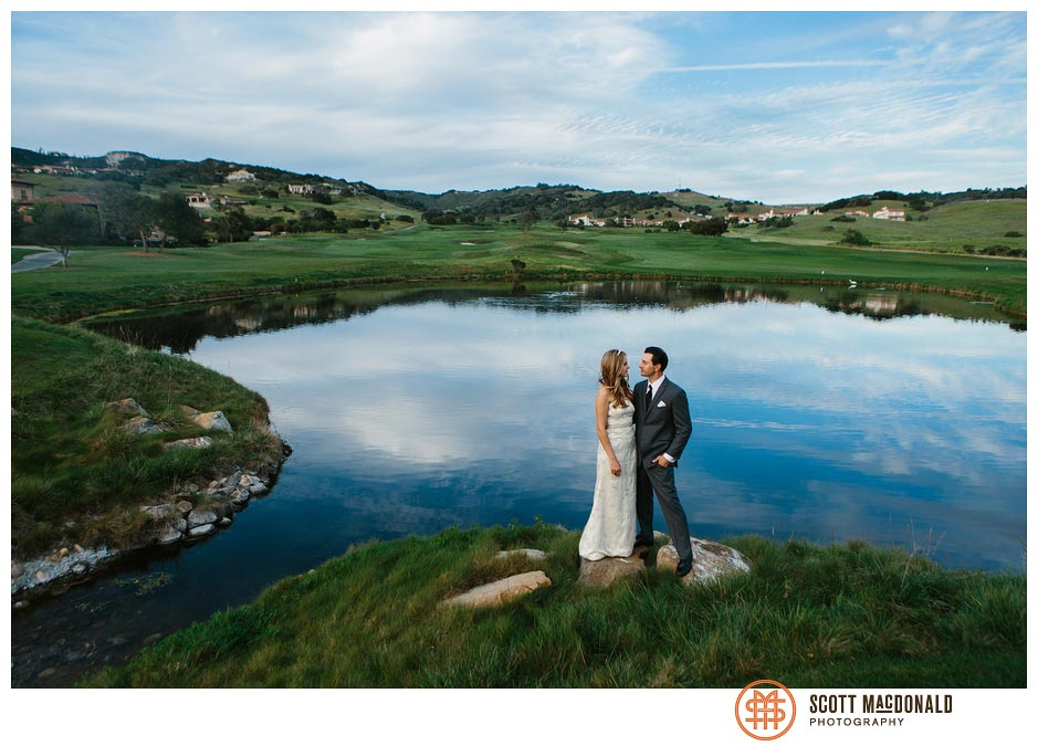 Andrea & Jeff's Pasadera Country Club wedding