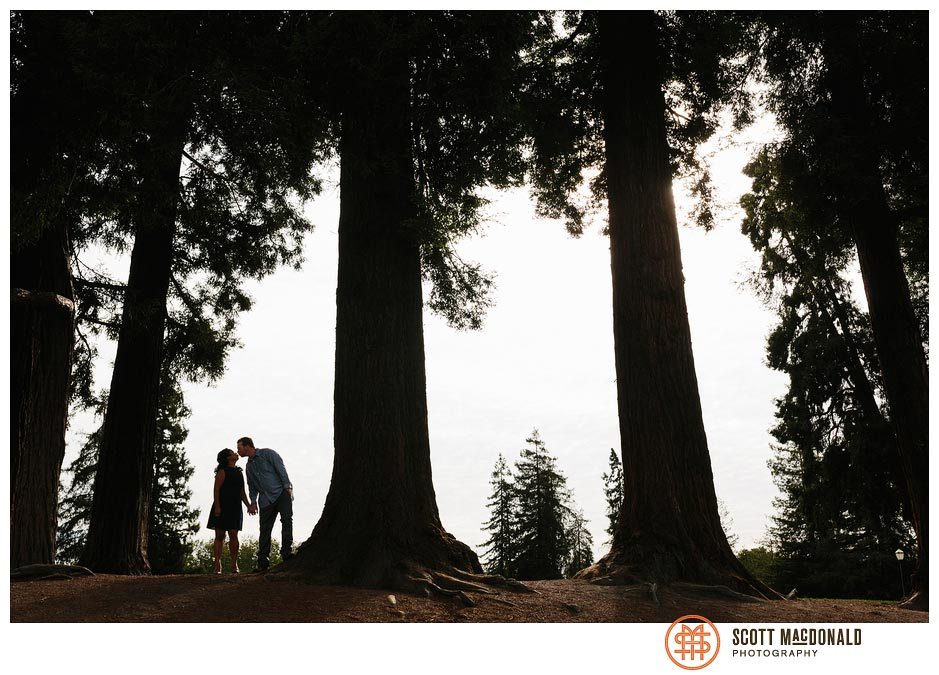 Yvonne & Andrew's San Jose engagement session