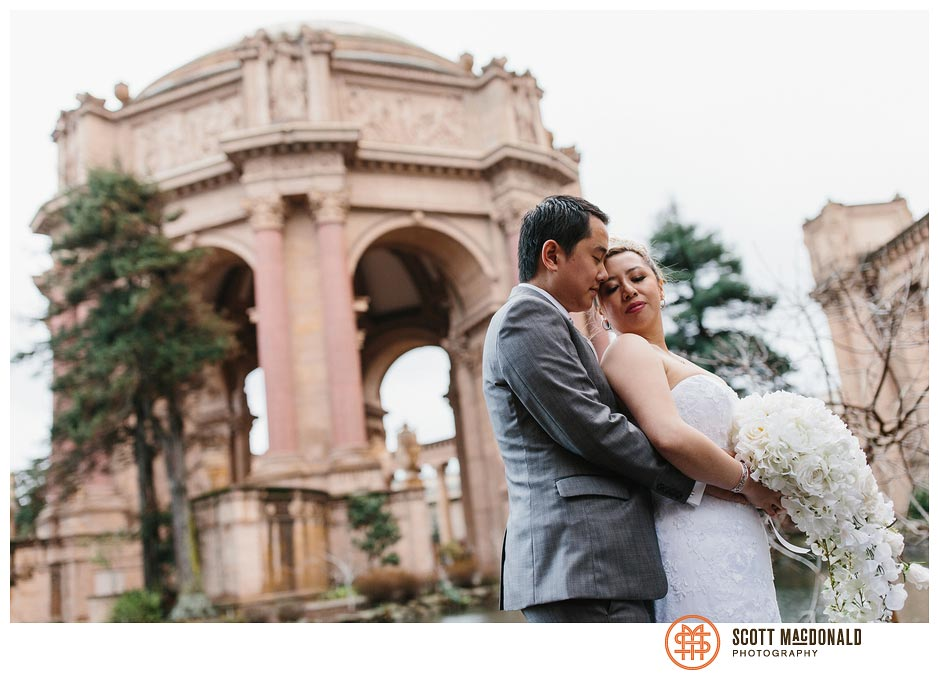 Gertrude & Greg's San Francisco wedding