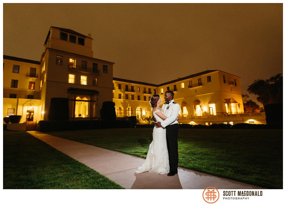 Naval Postgraduate School Monterey wedding