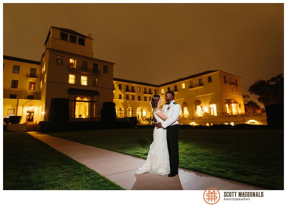 Naval Postgraduate School Monterey wedding