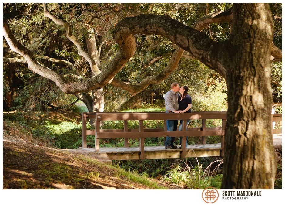 Toro Park engagement photo