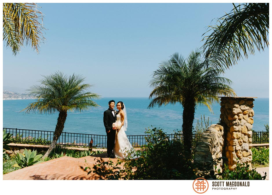 Lokie & Ted's Gull's Way Estate Malibu wedding
