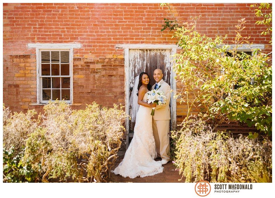 Jan & Eldridge's Monterey Beach Resort wedding