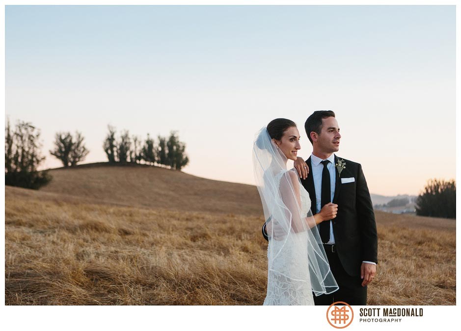 Anna & Taylor's Olympia's Valley Estate wedding