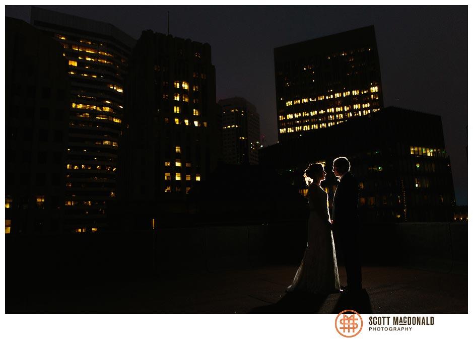 Lauren & Justin's City Club San Francisco wedding