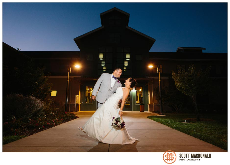 Marie & Rafa's Livermore Community Center wedding