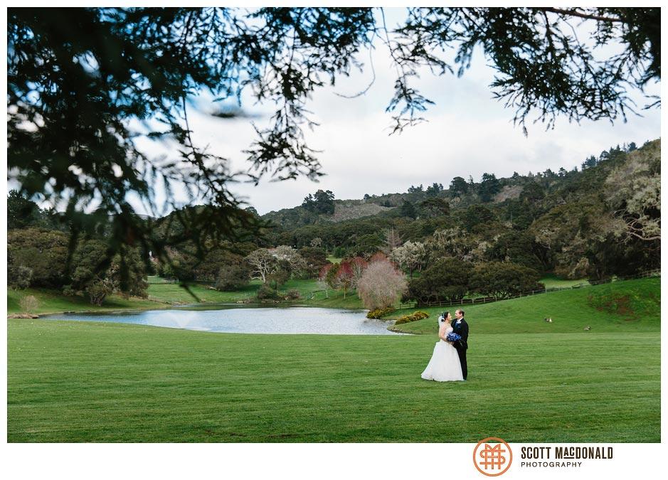 Quail Lodge Carmel wedding