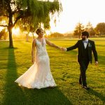 Jess & Ty's Quail Lodge Carmel Valley wedding